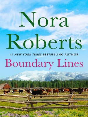 cover image of Boundary Lines