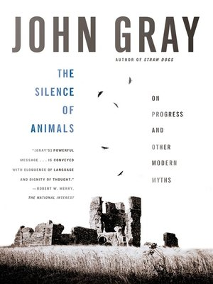 cover image of The Silence of Animals