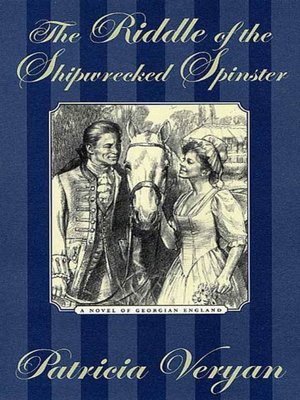 cover image of The Riddle of the Shipwrecked Spinster