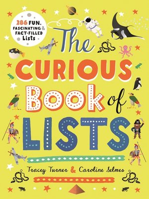 cover image of The Curious Book of Lists