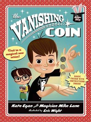 The Vanishing Coin By Kate Egan OverDrive Rakuten