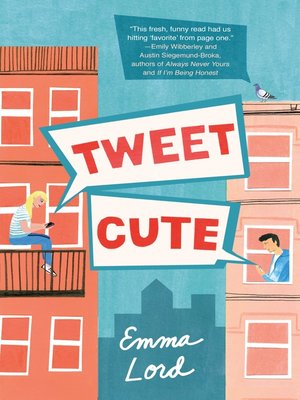 cover image of Tweet Cute