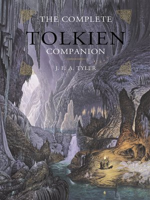 cover image of The Complete Tolkien Companion