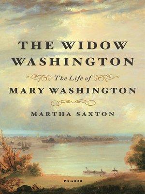 cover image of The Widow Washington