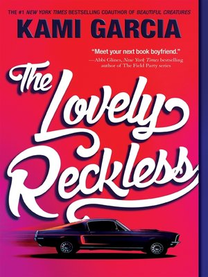 cover image of The Lovely Reckless