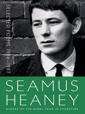 cover image of Selected Poems 1966-1987
