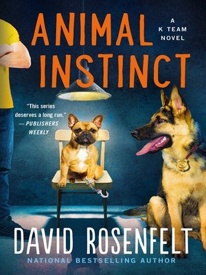 cover image of Animal Instinct