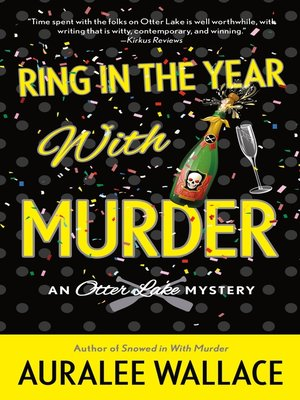 cover image of Ring In the Year with Murder--An Otter Lake Mystery