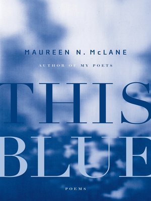 cover image of This Blue