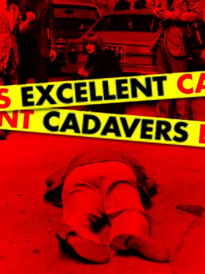 cover image of Excellent Cadavers