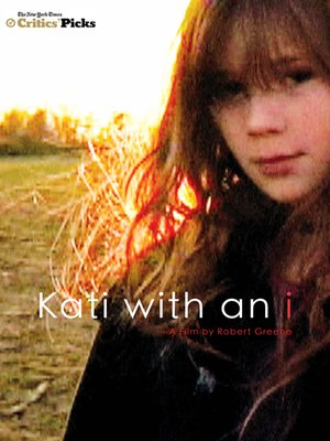 cover image of Kati With an I