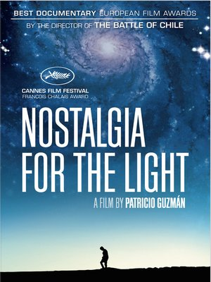 cover image of Nostalgia for the Light