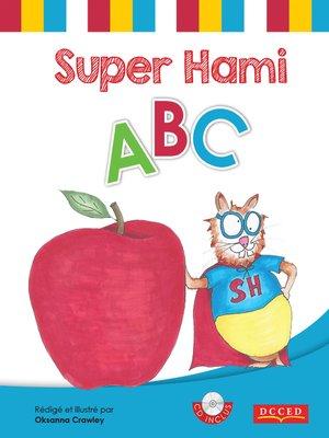 cover image of Super Hami ABC