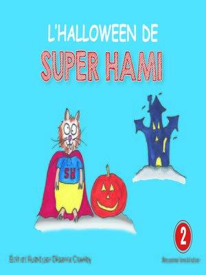 cover image of L'Halloween de Super Hami