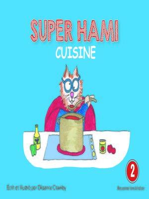 cover image of Super Hami cuisine
