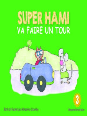 cover image of Super Hami va faire un tour
