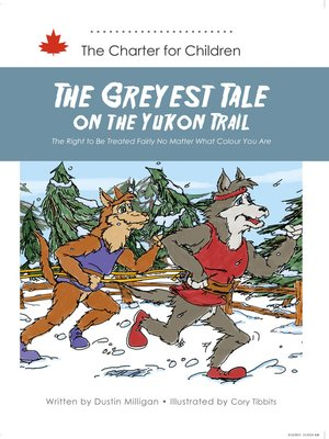 cover image of The Greyest Tale on the Yukon Trail