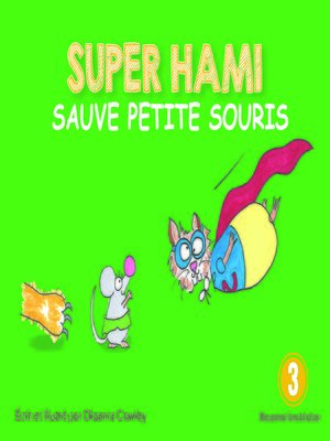 cover image of Super Hami sauve Petite Souris