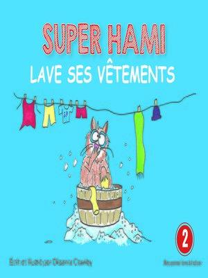 cover image of Super Hami lave ses  vêtements