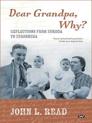 cover image of Dear Grandpa, Why?