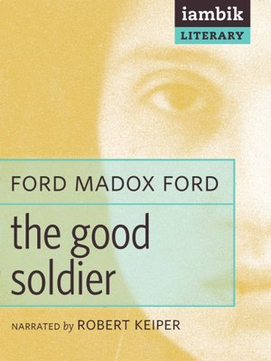 cover image of The Good Soldier