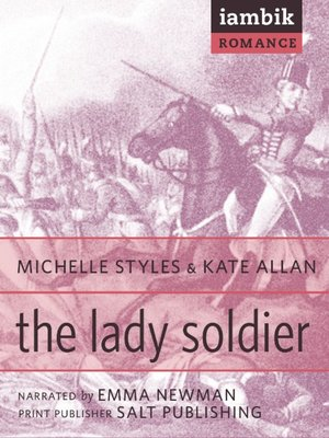 cover image of The Lady Soldier