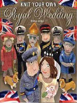 cover image of Knit Your Own Royal Wedding