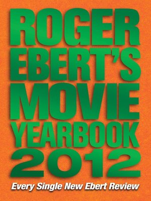 cover image of Roger Ebert's Movie Yearbook 2012