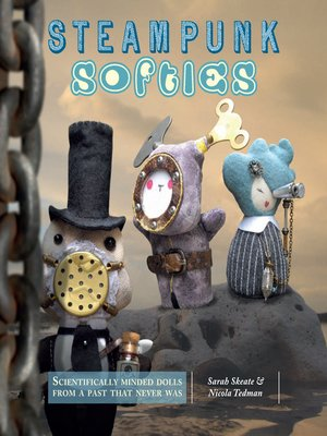 cover image of Steampunk Softies