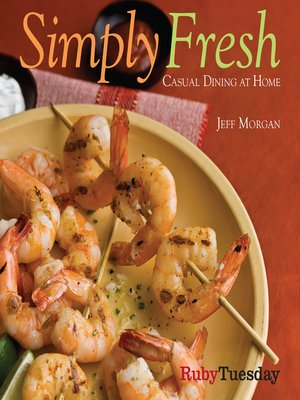 cover image of Simply Fresh