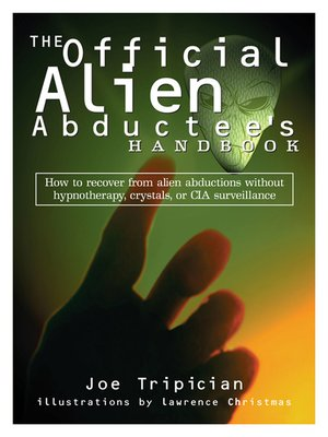 cover image of The Official Alien Abductees Handbook