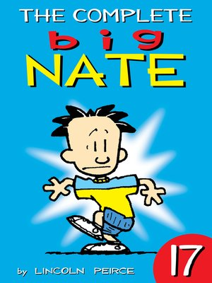 cover image of The Complete Big Nate, Volume 17