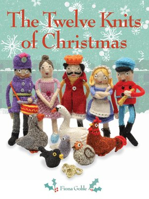 cover image of The Twelve Knits of Christmas
