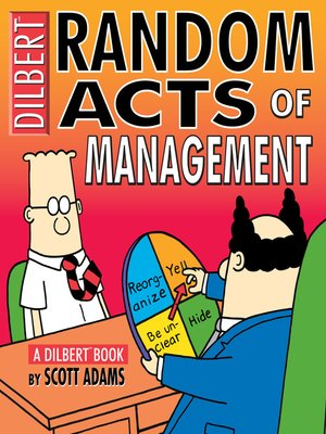 cover image of Random Acts of Management