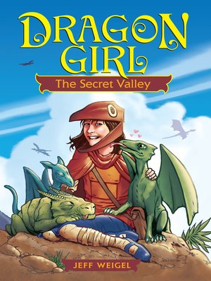 cover image of Dragon Girl
