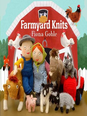cover image of Farmyard Knits