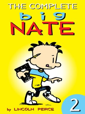 cover image of The Complete Big Nate, Volume 2