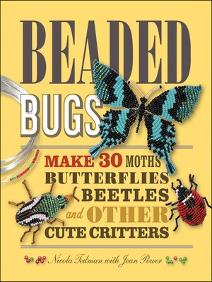 cover image of Beaded Bugs