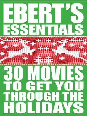 cover image of 30 Movies to Get You Through the Holidays