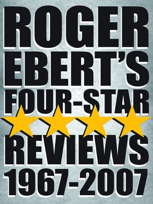 cover image of Roger Ebert's Four Star Reviews—1967-2007