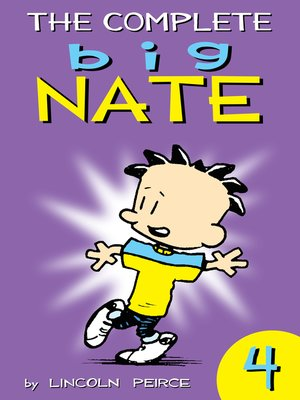 cover image of The Complete Big Nate, Volume 4