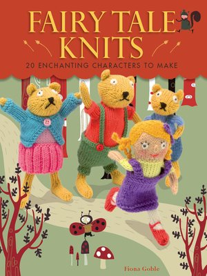 cover image of Fairy Tale Knits