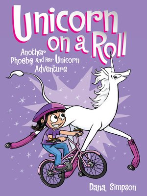 cover image of Unicorn on a Roll