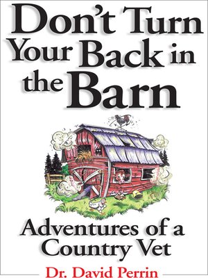 cover image of Don't Turn Your Back in the Barn