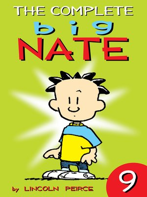 cover image of The Complete Big Nate, Volume 9