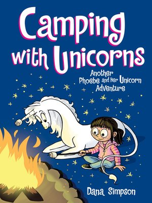 cover image of Camping with Unicorns