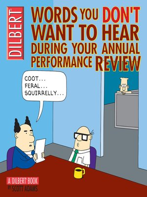 cover image of Words You Don't Want to Hear During Your Annual Performance Review