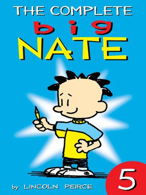 cover image of The Complete Big Nate, Volume 5