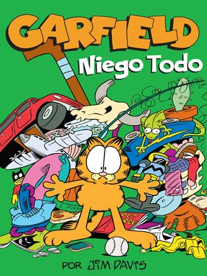 cover image of Garfield