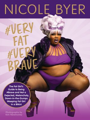 cover image of #VERYFAT #VERYBRAVE